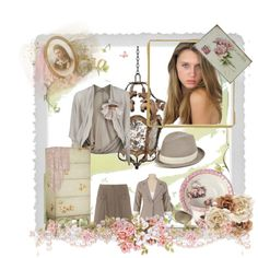 """""""Soft Summer taupes"""" by gracekellyssu on Polyvore"""