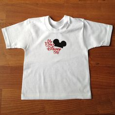My First Disney Trip Shirt by Lillyrose828 on Etsy, $15.00