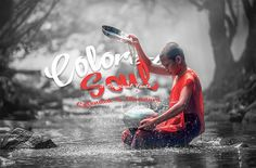 Colored Soul by douglas-vtks on @Graphicsauthor