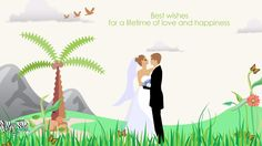 Tell your #wedding story using #VideoInvitations