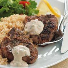 Healthy recipes for lamb
