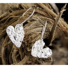 Buy Heart Earrings online in Singapore from MBN Jewellery Design