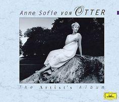 ANNE SOFIE VON OTTER The Artists Album - Catalogue - Deutsche Grammophon