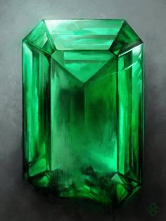 Infinity Emerald by ZsoltKosa on DeviantArt