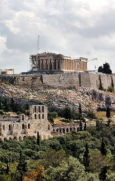 ACROPOLIS, Athen....is absolutely amazing!  It was such a thrill to see it.