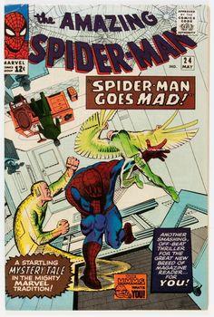The Amazing Spider-Man #24 (Marvel, 1965)