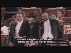 Pavarotti, Carreras, Domingo - Cielito Lindo