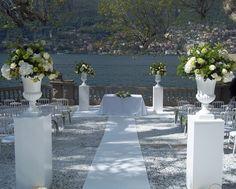 Symbolic Ceremonies can be organized @CastaDiva