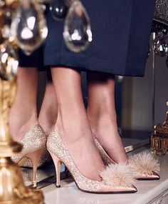 Kick up your heels for party season! #Shopbop