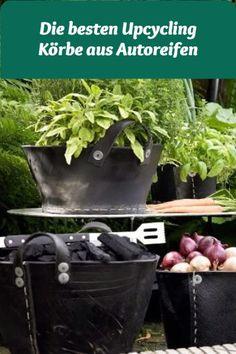 Klicke rechts um weitere Modele zu sehen.  Ob als Wäschekorb, als Brennholzkorb, zur Aufbewahrung deiner Gartenutensilien oder als Übertopf für deine Pflanzen. Upcycling von Autoreifen macht immer eine gute Figur. Als Amazon Affiliate verdiene ich an qualifizierten Verkäufen. #Aufbewahrungskorb #Kaminkorb #Pflanzenbehälter #Aufbewahrungslösungen #Zeitschriftenkorb #Upcycling #nachhaltig Recycling, Christmas Decorations, Plants, Stabil, Blog, Makeup, Autos, Lawn And Garden, Products