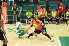 Otro duelo destacado de la seta fecha se dio en Villavicencio, con el empate 5-5 entre #DeportivoMeta y #DeportivoLyon. #FútbolRevolucionado