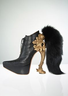 masaya kushino.fur shoes.1