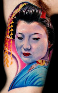 Tattoo by Daniel Rocha | Tattoo No. 6559