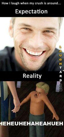 Expectation vs Reality #lol #laughtard #lmao #funnypics #funnypictures #humor  #expectations #reality