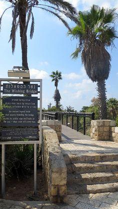 Jaffa - The Wishing Bridge