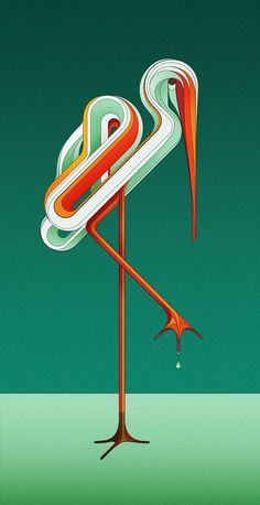 Animals by Charles Williams, via Behance