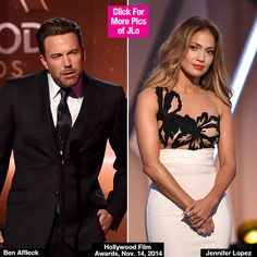 """Ben Affleck joked about his full-frontal nude scene in 'Gone Girl' at the 2014 Hollywood Film Awards, while his ex, Jennifer Lopez, sat in the audience. How awkward! While accepting the Best Film award for Gone Girl at the 2014 Hollywood Film Awards on Nov. 14, Ben Affleck, 42, took the opportunity to talk candidly about his """"junk."""" Meanwhile, his ex-fiancee, Jennifer Lopez, was in the audience when he talked about his full-frontal nude scene, according to Us Weekly.   Ben Affleck's ..."""