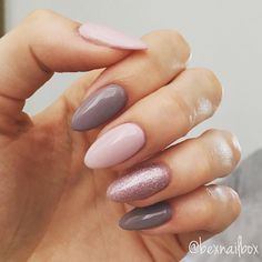 you should stay updated with latest nail art designs, nail colors, acrylic nails, coffin… - stiletto nails Different Nail Designs, New Nail Designs, Acrylic Nail Designs, Different Colour Nails, Gel Polish Designs, Pedicure Designs, Pink Gel Nails, Diy Nails, Glitter Nails