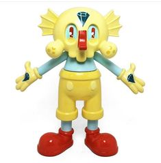 Teodoru Badiu on Behance Vinyl Toys, Vinyl Art, Kids Cartoon Shows, My Character, Character Design, Cool Silhouettes, How To Make Toys, 3d Artist, Designer Toys