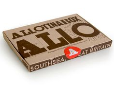 ALLOTINABOX - The Dieline - The #1 Package Design Website -