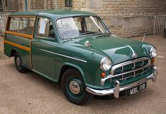 1955 Morris Oxford Traveller DVLA first registered 14 December 1955 1489 Classic European Cars, Classic Trucks, Jeep Carros, Morris Oxford, Austin Cars, Automobile, Morris Minor, Classic Motors, Commercial Vehicle