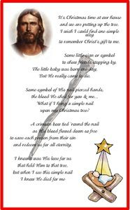 Oh I want to say and do this at church this Christmas