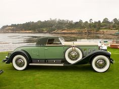 Cadillac 452 A V16 Rollston Convertible Coupe