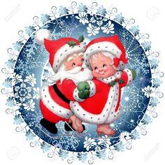 Christmas Scenes, Christmas Pictures, Christmas Art, Christmas Holidays, Christmas Decorations, Christmas Ornaments, Christmas Clipart, Vintage Christmas Cards, Christmas Printables