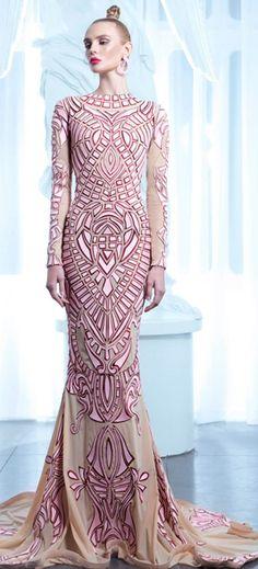 Nicolas Jebran Spring 2015 Couture Collection
