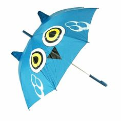 Totes - Critters Owl Umbrella