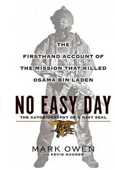 No Easy Day - very interesting read....