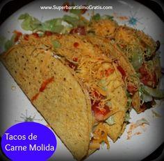 Tacos de Carne Molina #5mayo #may5