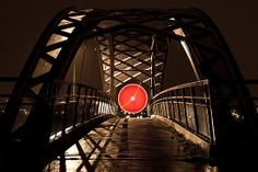 Striking Light Painting Photography by Nicolas Rivals