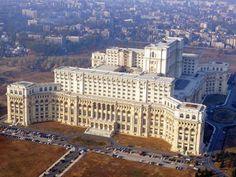 People's Palace - Bucharest, Romania