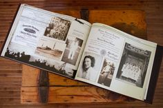Custom Personalized Family History Books! These are beautiful - Koa Tree Publishing