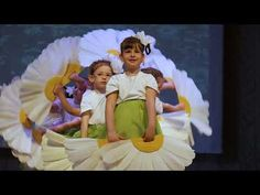 """Видеосъемка детских мероприятий. Весенняя капель 2018. Танец """"Ромашки"""". - YouTube Flower Dance, Music Videos, Kindergarten, Clip Art, Cartoon, Disney Princess, Disney Characters, Youtube, Kids"""