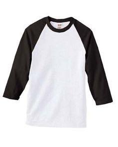 Amazon.com: Anvil Baseball T-Shirt: Clothing
