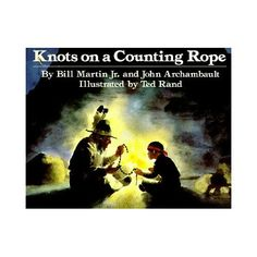 Knots on a Counting Rope-used to teach metaphor and simile