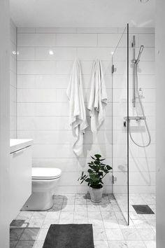 One Day Bathroom Remodeling Bathroom Inspo, Laundry In Bathroom, Bathroom Inspiration, Modern Bathroom, Small Bathroom, Bathroom Renos, Bathroom Remodeling, Bathroom Interior Design, Interior Decorating