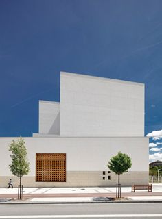 Iglesia de Iesu. Projeto de Rafael Moneo