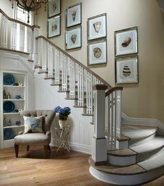 8 best Escalier et palier images on Pinterest | Stairs, Landing and ...