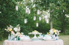 Bohemian Chic Styled Shoot