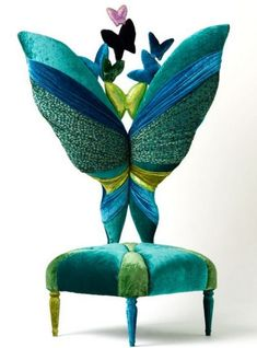 Butterfly Arm Chair Design