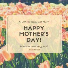 Happy MotherS Day Flyer Diy  Layouts    Happy