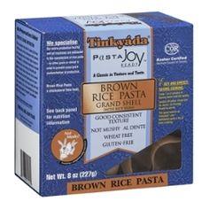 Tinkyada Brown Rice Grand Shells
