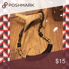Wooden necklace Great condition Jewelry Necklaces