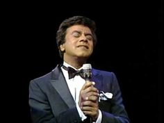 Johnny Mathis -  Misty (The Song I was named after)