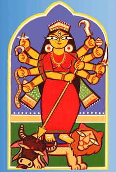 Durga - Devi Maa