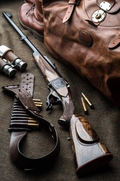 """450-400 3"""" Westley Richards Farquharson rifle 