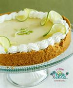 Eat Your Way desserts - LuLu's Key Lime Pie? YUM YUM!!! Orange Beach, AL